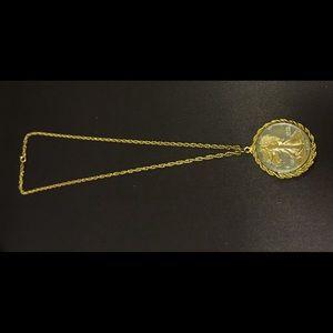 Jewelry - Walking Liberty 1/2 dollar pendant